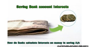saving account interest