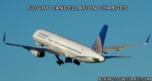 flight cancellation charges