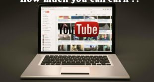 earn from youtube video