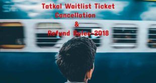 tatkal waitlist ticket